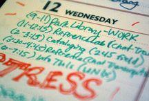 Don't Stress the Small Stuff / by USI-Student Development Programs