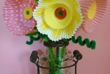 Mothers Day Kids Crafts / by Little Housewife