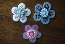 Crafts -Button, button, whose got the button? / by Rosa Howington