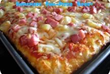 Recipes-Pizza/ Italian / by Michelle Fox