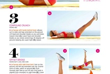 Fitness / by Sabina