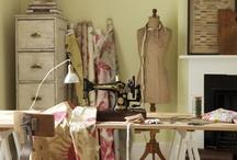 sewing rooms / sewing rooms / by diane shepherd