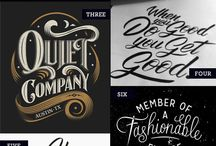 Hand Lettering / by Michelle Rinosa-Sy
