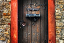 Windows, Doors and Pathways / by Eileen Dreyer