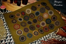 MUG RUGS- -PENNY RUGS & PLACEMATS / Oodles and Oodles of FREE PATTERNS !!! / by Janet Williams
