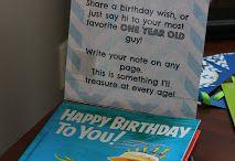 Jonah's 1st Birthday / by Melissa Adams