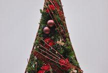 Christmas displays / by Niki Hall