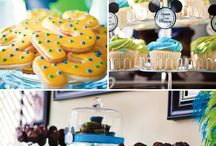 Birthday Party Ideas / by Amy Lawrence