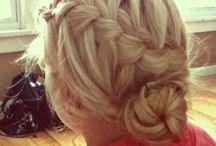 Hair. / by Kristen Cooper