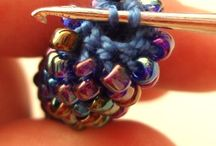 Beaded Crochet / by Peggy Mathews
