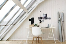 Work Spaces / by Jessica Adams