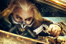 MAD MAX: Fury Road / Character poster from #MadMax. In theaters May 15, 2015. / by Goodrich Quality Theaters