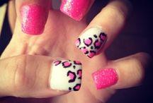 Nails  / by Rebecca Spraggins