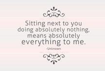 Sayings I like / by Stephanie Stephens