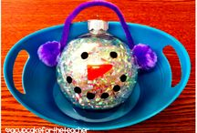 Christmas crafts / by J Green