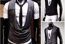 Men's fashion / by B Premoe