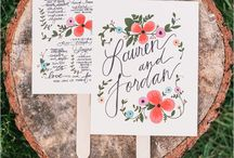 Wedding Stationery / by Michelle Barrionuevo-Mazzini