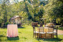 Backyard wedding - plan b / by Shannon Christine