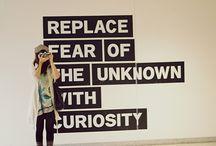 Words of Wisdom / by Jennifer Mejia