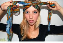 Turbins/head wraps/headbands..Oh My! / by rose zimmerman