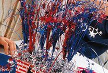 Patriotic Crafting / by mollythebunny