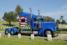 classic trucks / by John Roberts