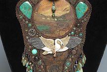 Beaded jewelry / by Sally Paul