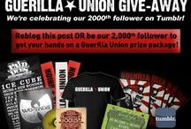 Contests & Giveaways / by Guerilla Union