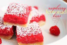 sweet treats / by Megan Beattie