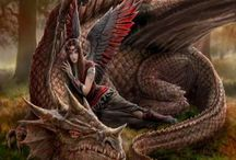 Fairiez, Dragonz & Unicornz / by Debra Autin