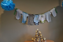 Baby Shower ideas / by Holly Hall Rogers
