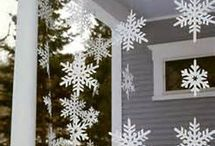 Winter Decor / by Erin