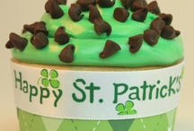 St Patricks Day / Decorations &  food  crafts   . / by Bettylynne Cleary-Moeller