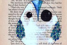 The Crafty Owl / by Brenda Lindley