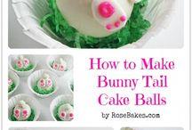 Cake Balls / by Katie Mollenhoff
