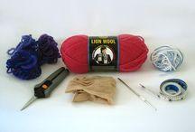 Yarn Crafts / by daisy mae
