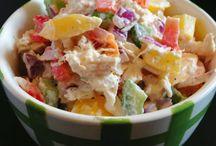 Salads / by Tara Collins