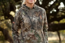 Women's Hunting Apparel / What to wear when in the field. / by Hunter Ed