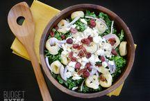 Salads / by Super Healthy Kids