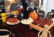Halloween Party Ideas / Your party's decorations should be scary, the food shouldn't be. / by Dickey's Barbecue Pit