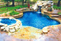 swimming pools / by Sasha Wayas