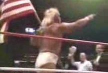 """Newt Gingrich, Real American / In the annals of great campaign song selection, we have to hand it to Newt Gingrich. Rick Derringer's 80's anthem """"Real American"""" -- made famous in the Cold War heyday of wrestling hero Hulk Hogan -- is an inspired choice. / by Talking Points Memo"""