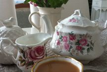 Tea time  / by Mary Palmer