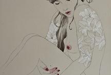 Illustration - / by Carla Renaudat