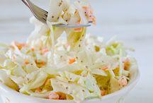 Food : Salads / by Hollie Reid