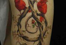 tatuajes / by Maika Perales Asensio