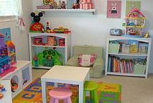 Playroom Ideas / by Jessica Fall