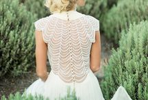 The New Bohemian Bride / It's boho chic but better! A little more tailored- and a lot more fun! / by John Wind - Maximal Art