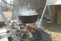Cast Iron Cooking / by Pieter Smith