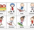 Olympics - Preschool Style / by Nancy Snyder